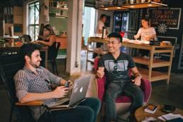 VU StartHub bewoner 1 - VU Entrepreneurship + Impact