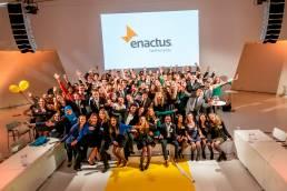Enactus NL bijeenkomst 2019